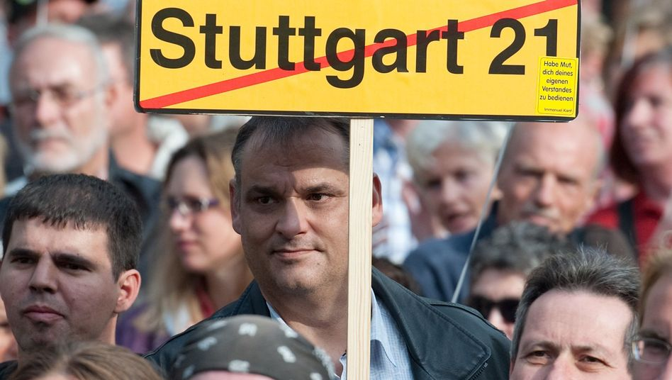 """Gegner von """"Stuttgart 21"""": Unter welchen Bedingungen wird künftig diskutiert?"""