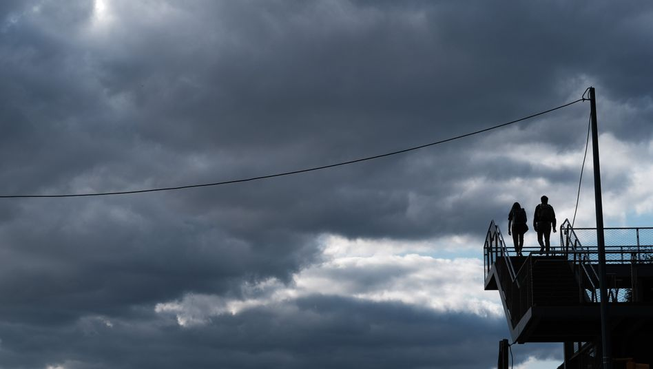 Dunkle Wolken über Deutschland?