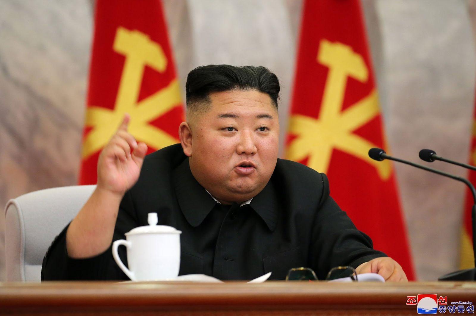 Treffen der Militärkommission in Nordkorea