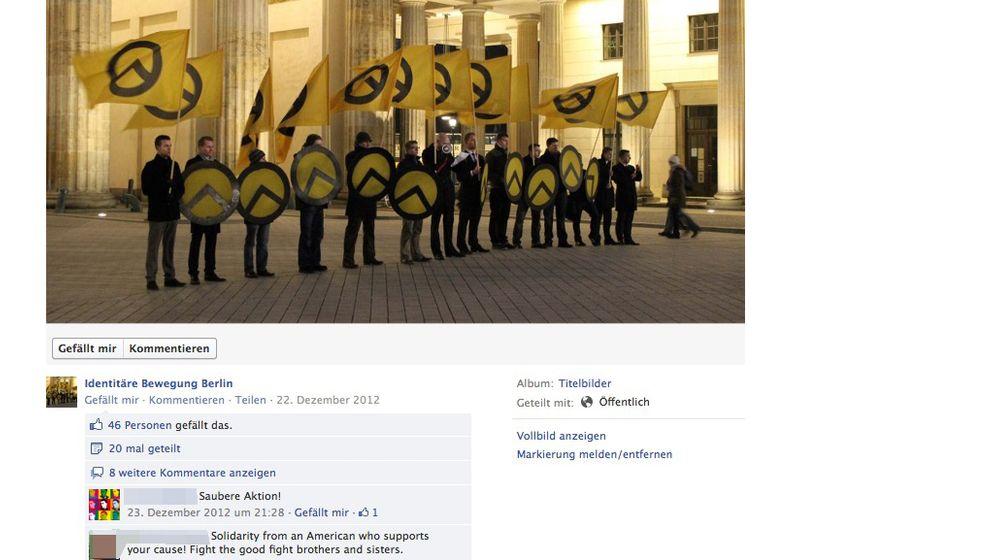"""""""Identitäre"""" im Netz: Fascho-Optik und süße Hündchen"""