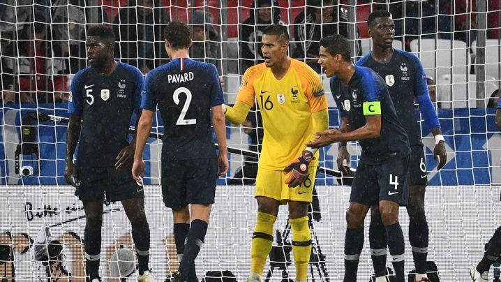 Frankreich in der Einzelkritik: Starke Premiere für einen WM-Bankdrücker