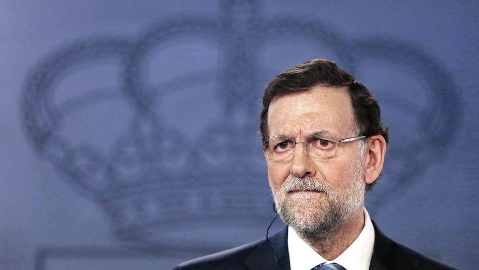 Ministerpräsident Rajoy