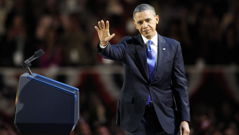 Wahlsieger Obama: Deutsche Begeisterung für den guten Amerikaner