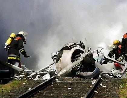 """Abgestürztes Wasserflugzeug: """"Ich habe sie gar nicht auf dem Radar"""""""