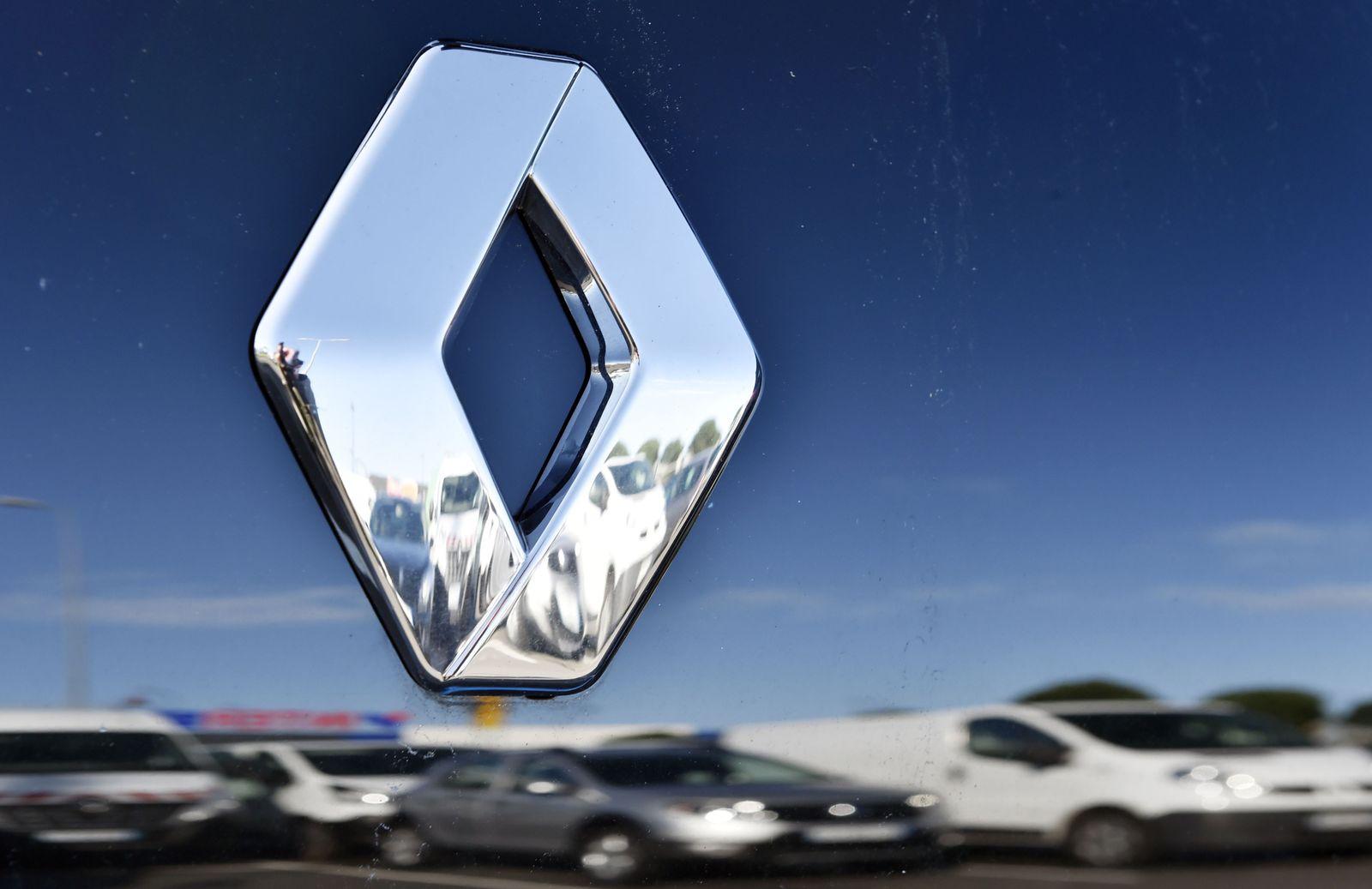 Renault/ Logo