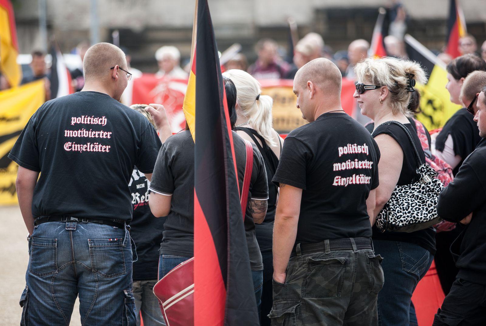 Neonazis / Dresden
