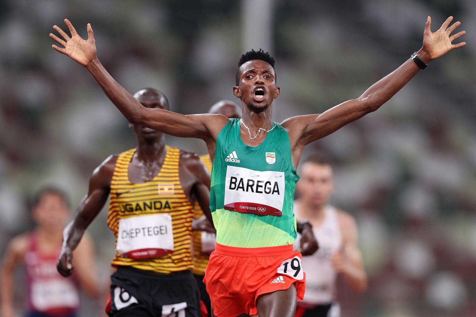 Athletics - Olympics: Day 7