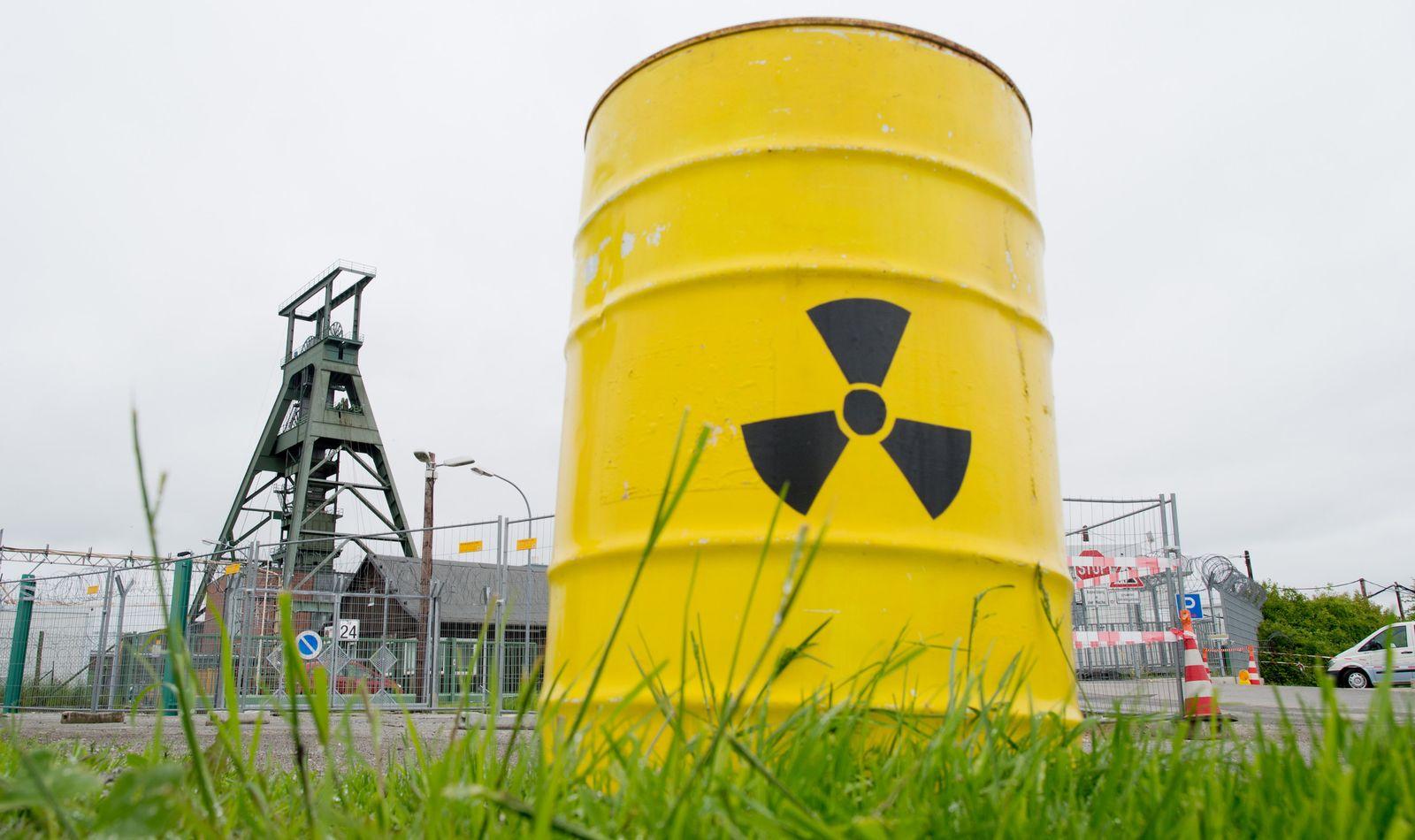 Atomendlager Schacht Konrad