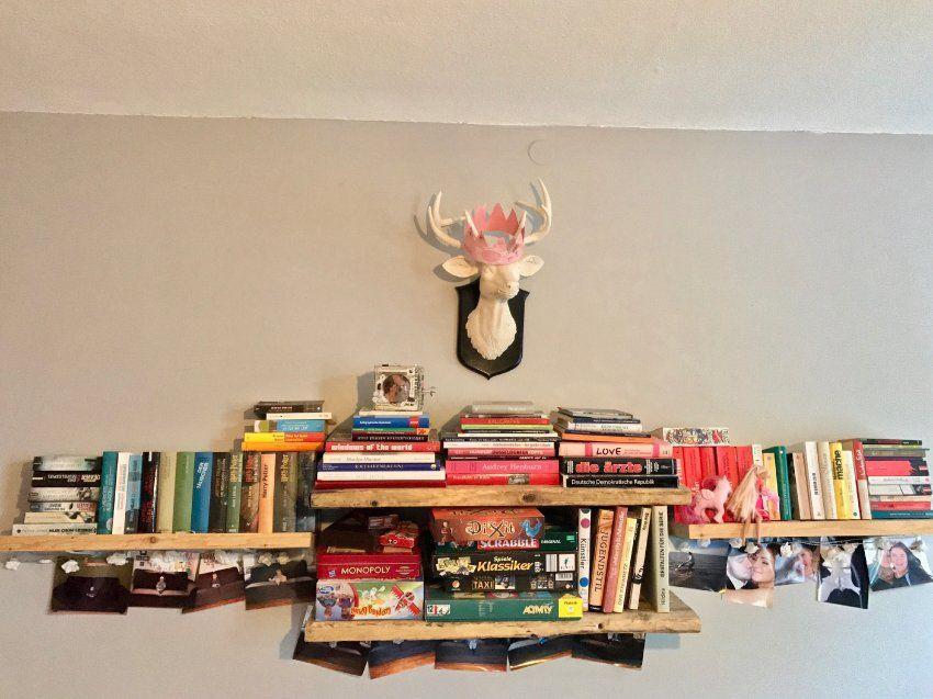 Wohnzimmer-Deko bei den Ritterskamps
