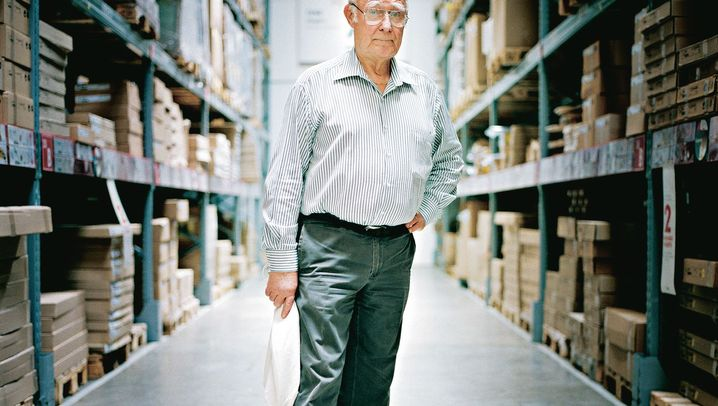 Ingvar Kamprad: Das Ikea-Erbe