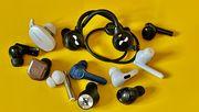 Die besten kabellosen Kopfhörer im Test