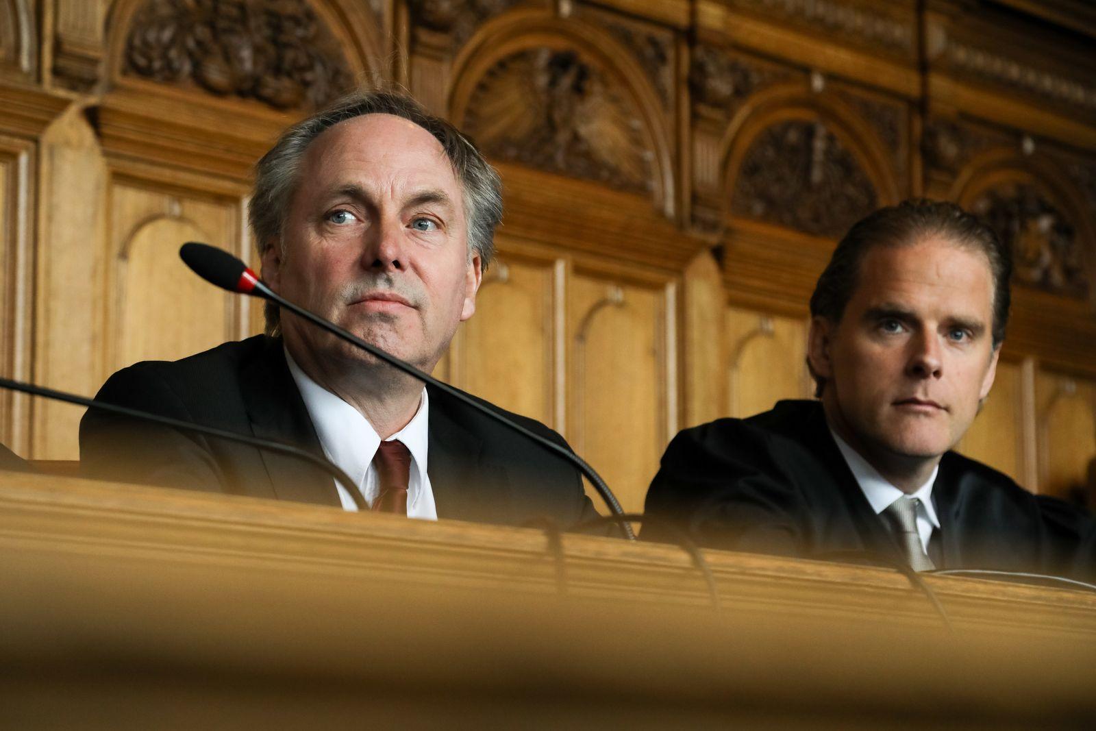 Beluga-Prozess - Urteil erwartet