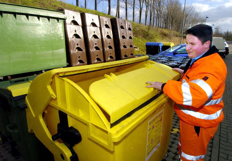 QUIZ Mülltrennung / Gelbe Tonne