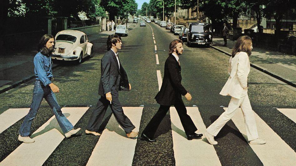 1969 wurde das Album »Abbey Road« von den Beatles veröffentlicht