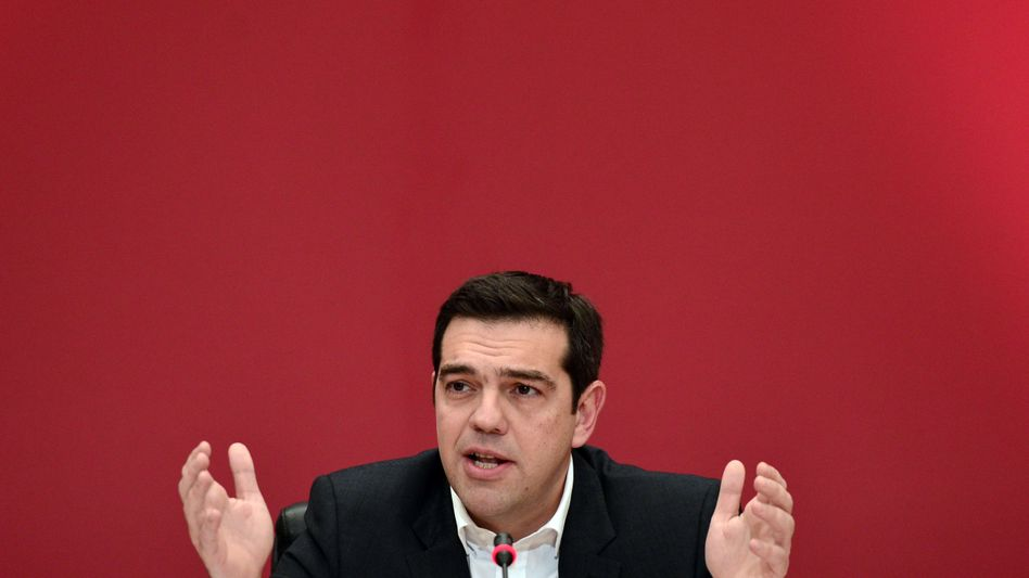 Wahl in Griechenland: Die Strippenzieher von Syriza