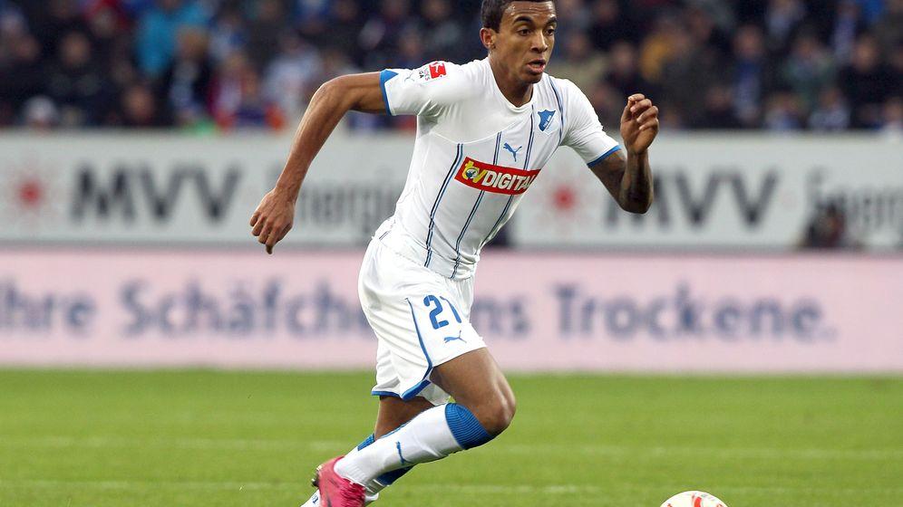 Luiz Gustavo: Von Sinsheim in die Seleção