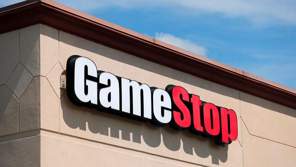 GameStop-Filiale in St. Louis
