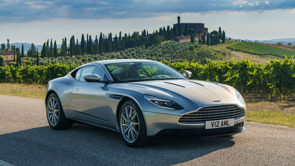Autogramm Aston Martin DB11: Power trifft Understatement