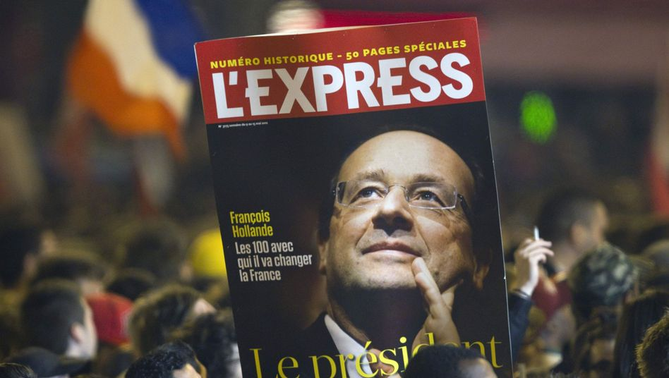 François Hollande faces myriad challenges in his initial days in office.