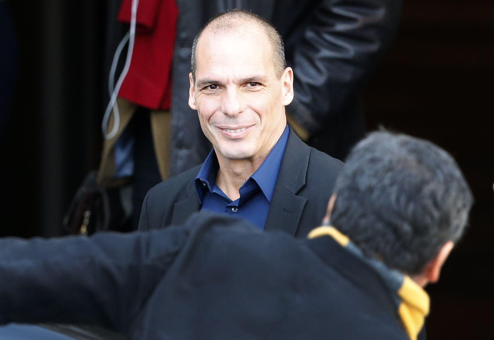 Yanis Varoufakis / Berlin