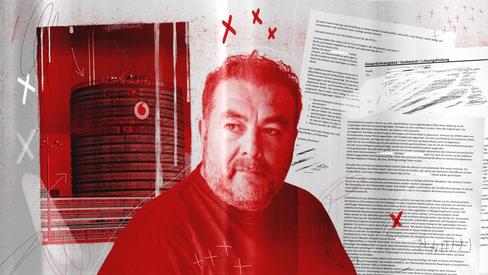 Informant Inan Koc: Schon mehr als tausend Mails an Vodafone geschrieben