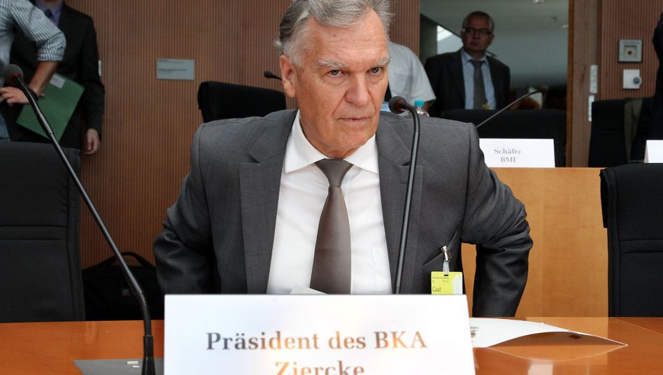 """BKA-Präsident Ziercke: """"Wir wissen nicht alles, was wir wissen müssen"""""""