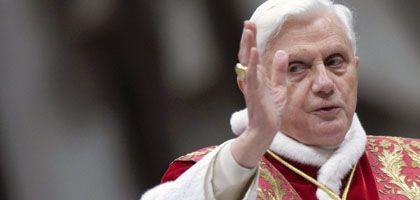 Papst Benedikt XVI: Deutliche Worte von Bundeskanzlerin Merkel