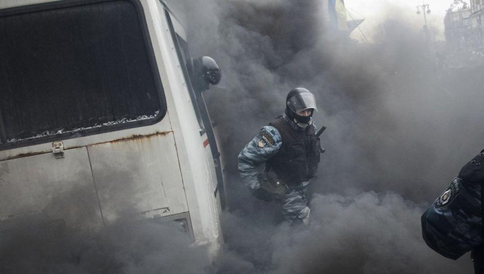Ukraine: USA warnen vor Militäreinsatz gegen Demonstranten