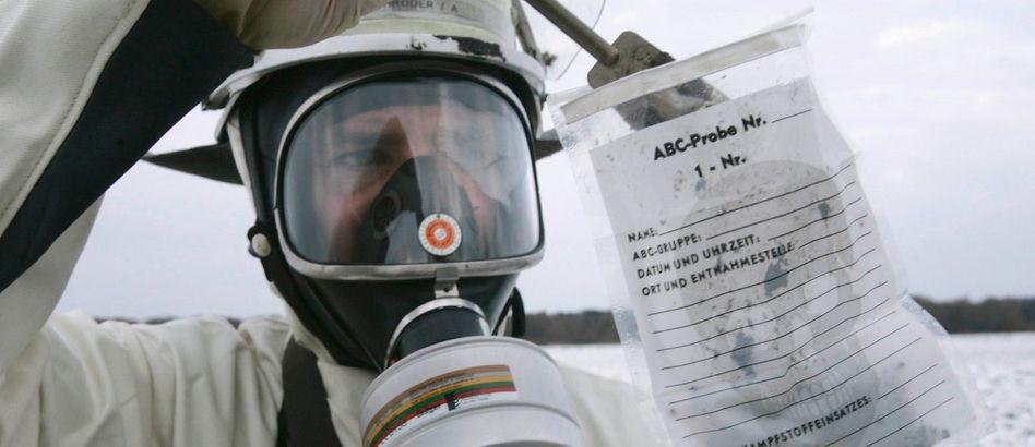 Katastrophenschutzübung am Kernkraftwerk Krümmel 2005: »Ein paar werden fliehen, ein paar wollen aber auch Helden sein«