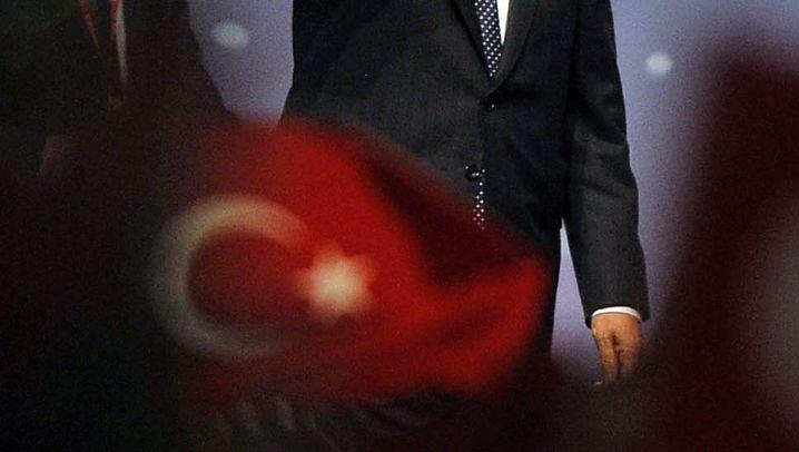 Ich kann nicht sprechen auf türkisch