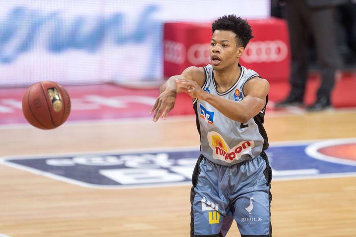 Überragender Spieler in Crailsheim: Trae Bell-Haynes