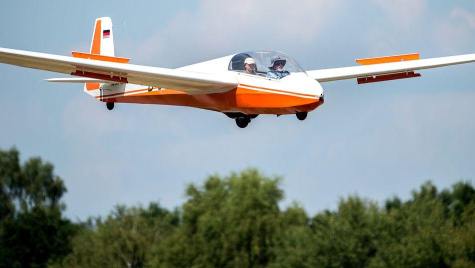Segelflugzeug in Niedersachsen