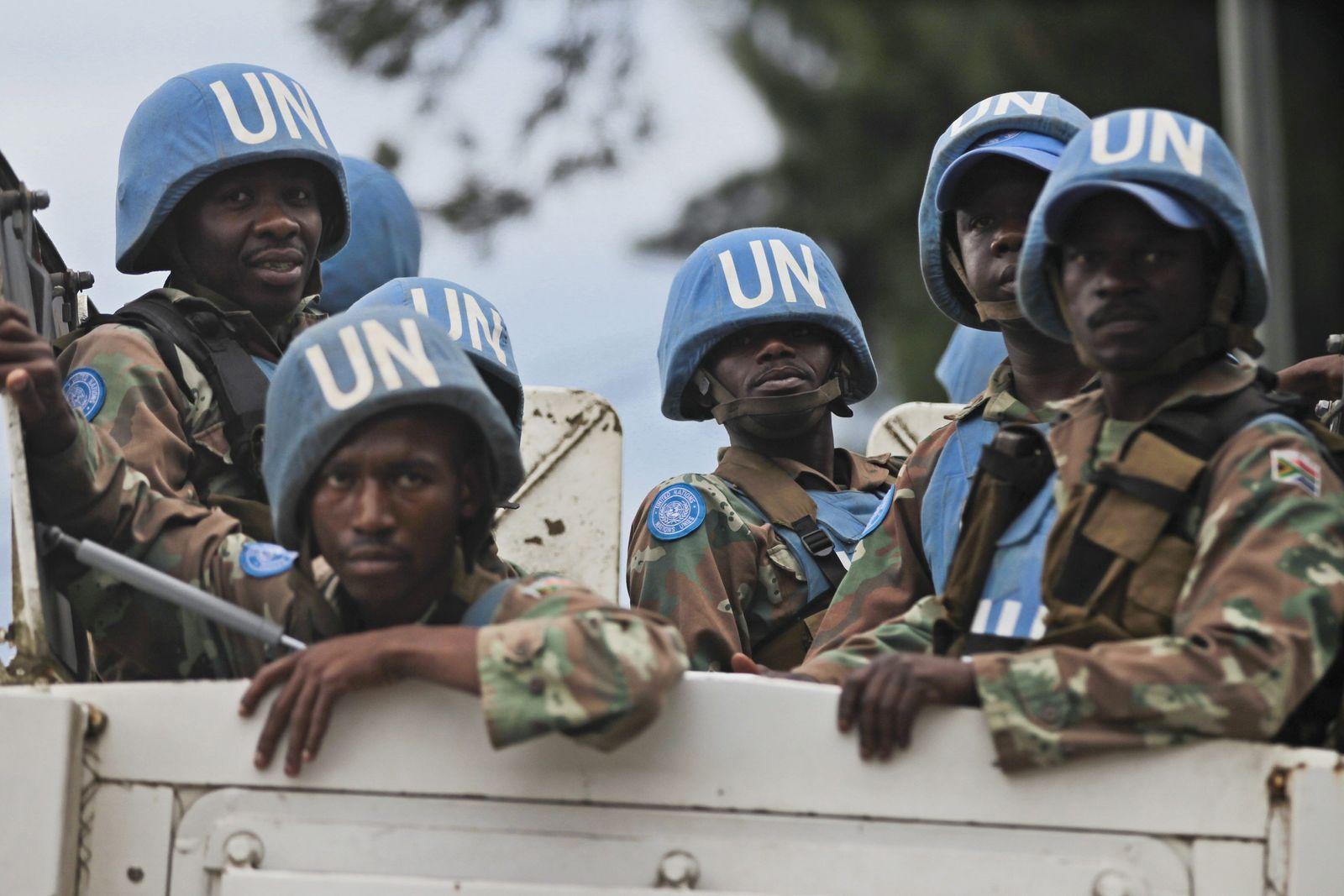 Kongo/ M23/ UN