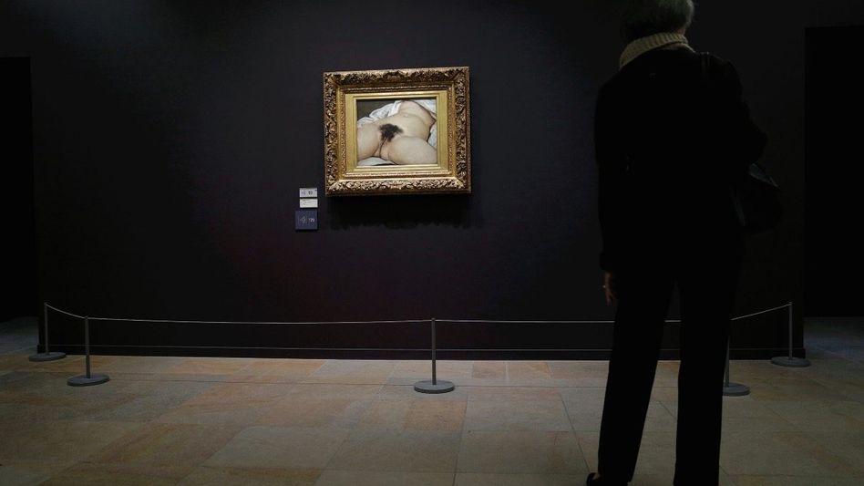 Courbet-Gemälde »Der Ursprung der Welt« im Pariser Musée d'Orsay: Radikale Geste