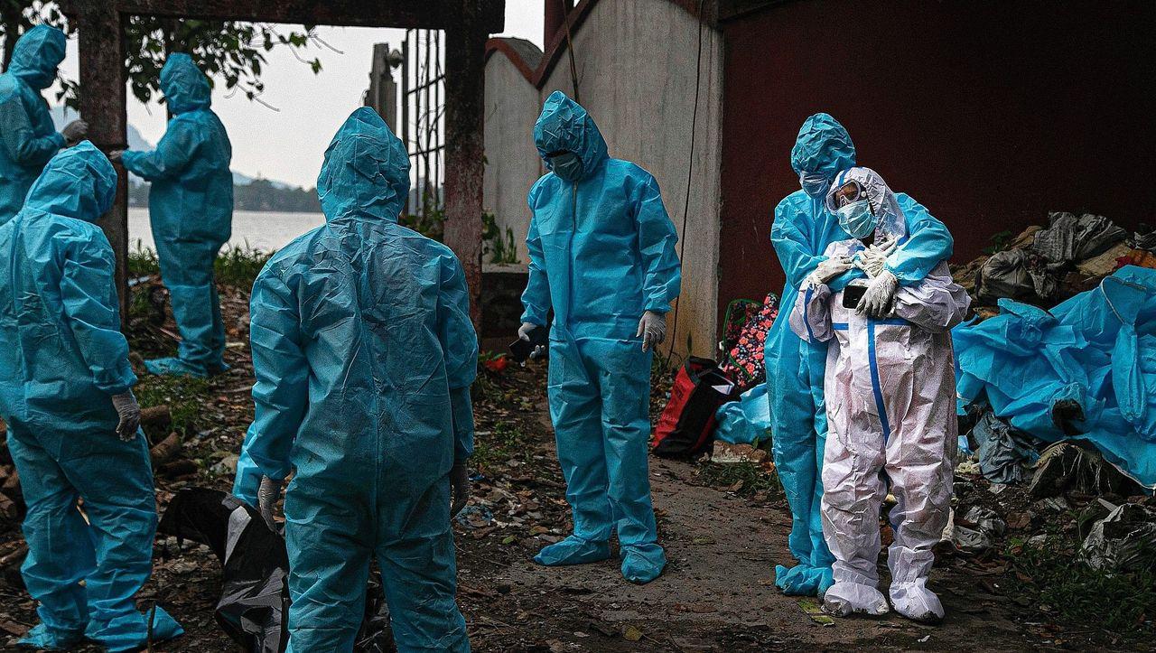 Ein Land mit täglich 90.000 Neuinfektionen