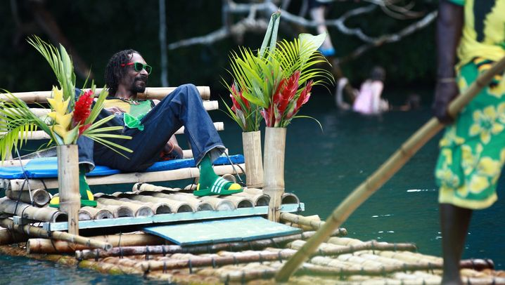 Auf den Löwen gekommen: Snoop Dogg ist jetzt Reggaestar