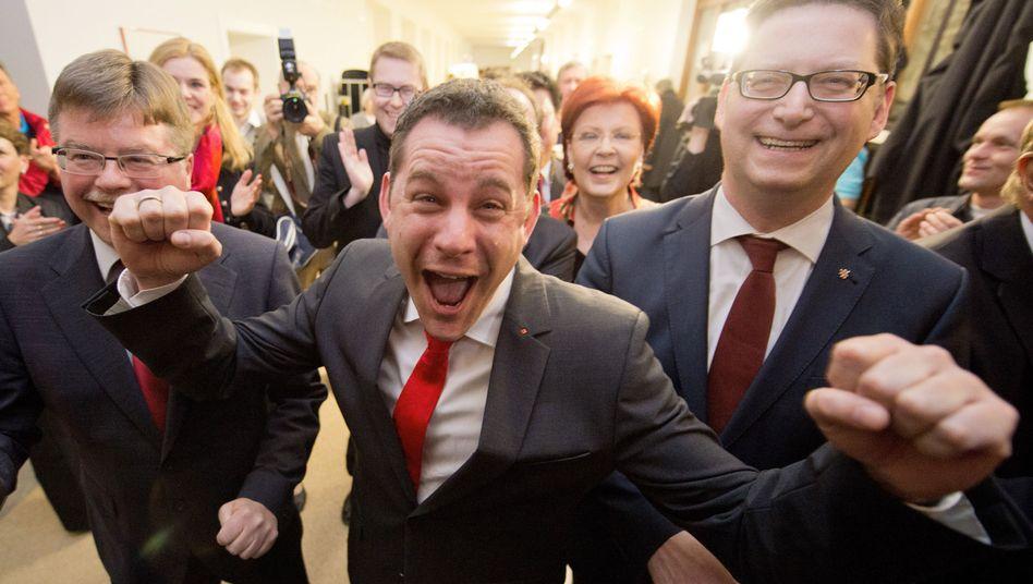 SPD-Herausforderer Sven Gerich: Mit Wahlsieg nicht gerechnet
