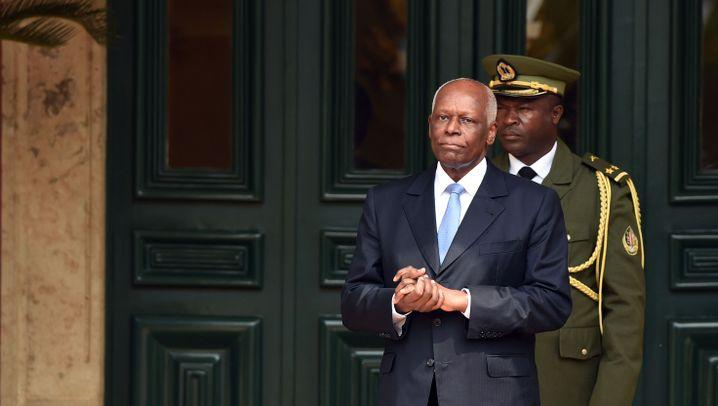 Afrikas Staatschefs: Sie sind reich, so furchtbar reich