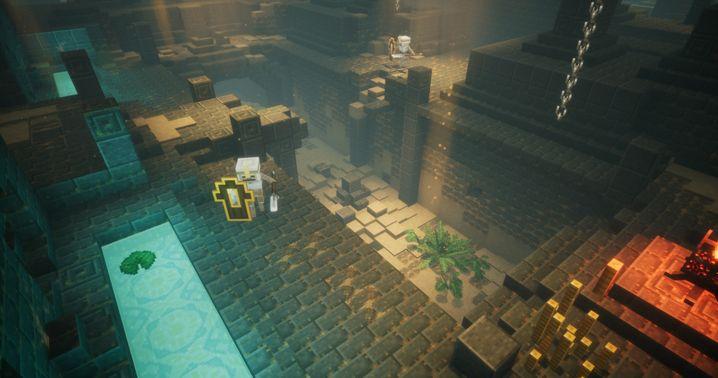 """""""Minecraft: Dungeons"""""""