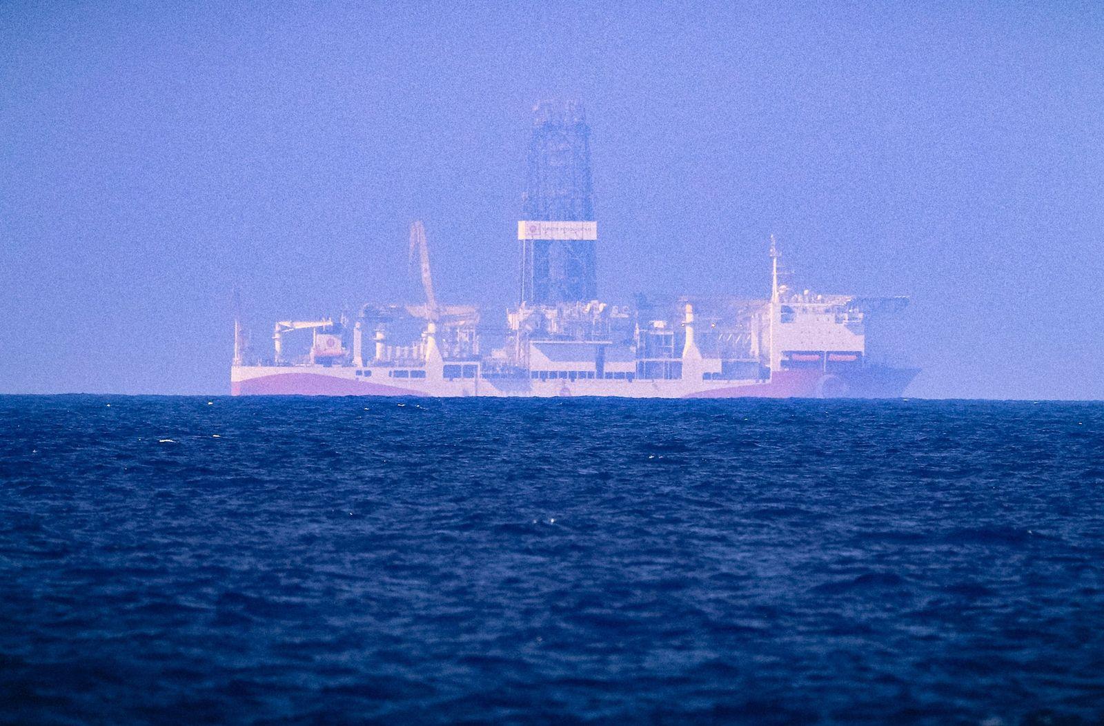 Türkei/Zypern/Gas/Mittelmeer