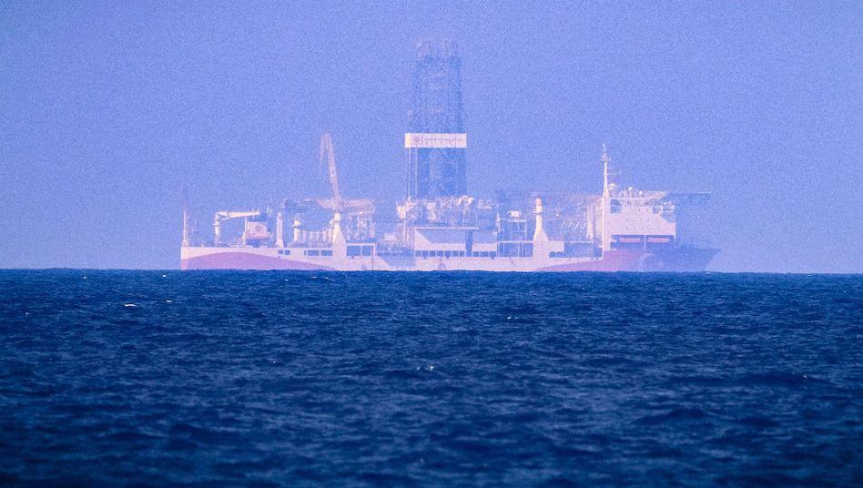 """Türkisches Bohrschiff """"Fatih"""" vor Zypern: Beobachter warnen vor einem """"Gaskrieg"""""""