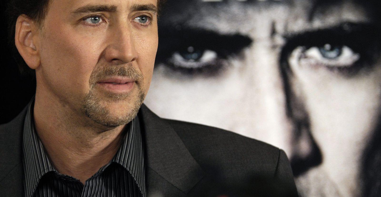 Nicolas Cage / Prominente / Schauspieler