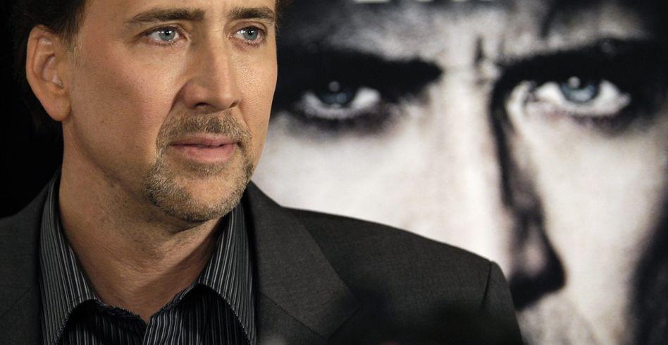 Schauspieler Cage: Ausraster ohne strafrechtliche Folgen