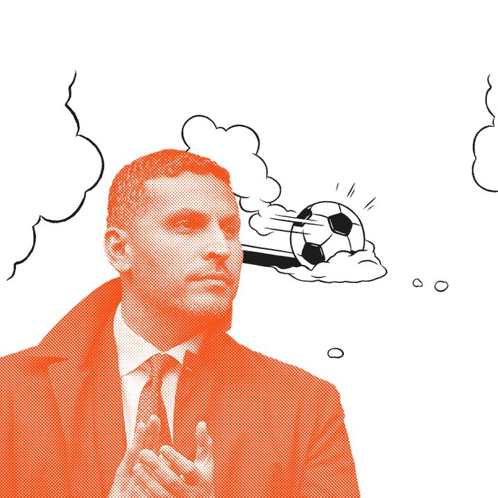 Khaldoon Al Mubarak, chairman of Manchester City