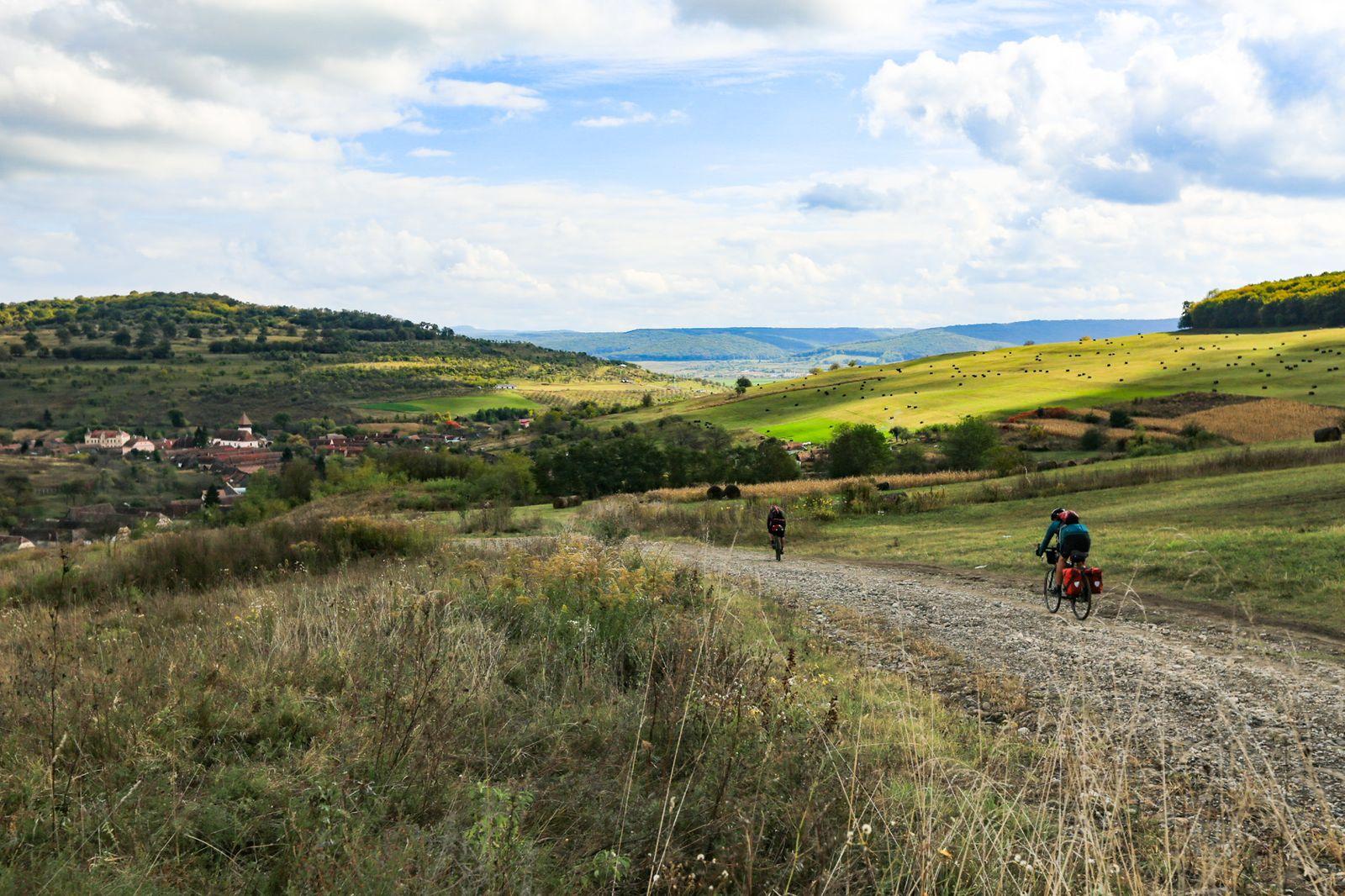 Bikepacking Karpaten