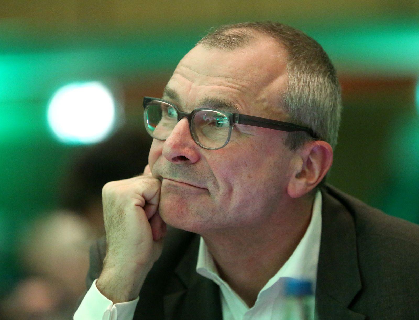 Bundestag/ Twitter/ Volker Beck