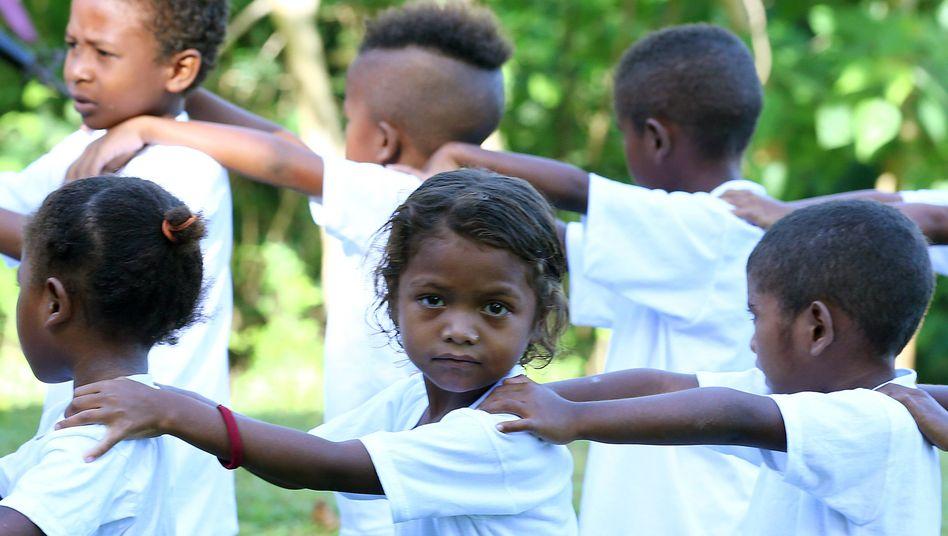 Schlechte Aussichten für Aeta-Kinder: Indigene werden auf den Philippinen bis heute unterdrückt