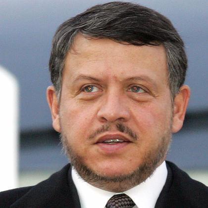 "King Abdullah II: ""The price of oil is a major economic hurdle in Jordan."""
