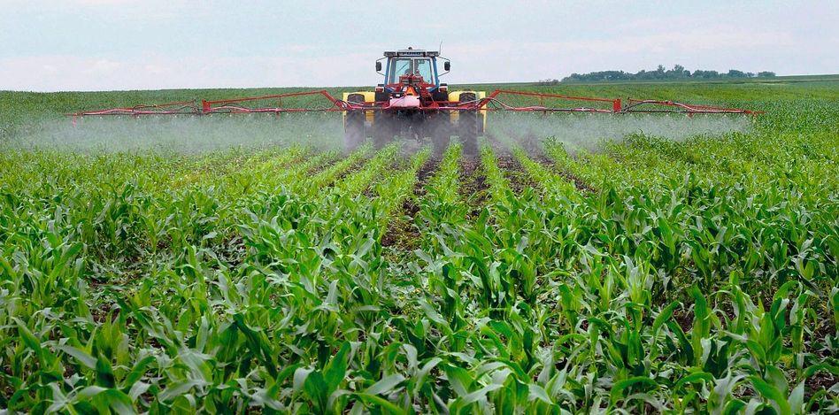 Versprühen von Glyphosat in den USA: »Der Druck der Industrie ist enorm«