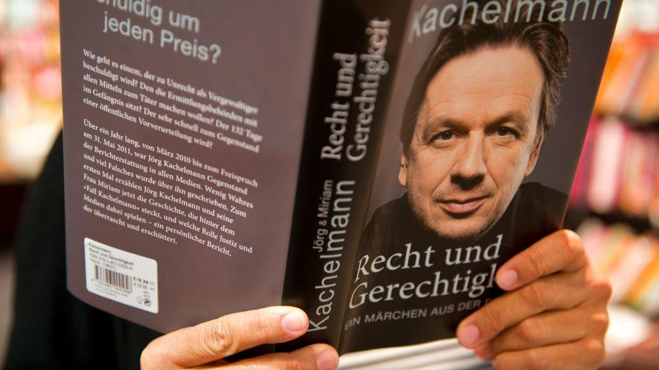"""Kachelmann-Buch: """"Reifliche Überlegung und sorgfältige rechtliche Überprüfung"""""""